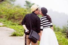 Vợ kém 17 tuổi của Lam Trường đăng ảnh cưới chưa từng công bố