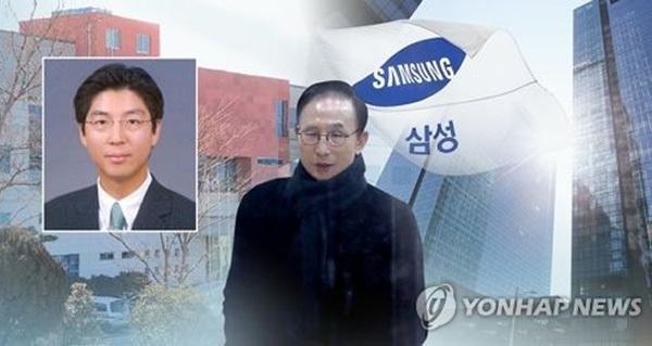 Nhà con rể cựu Tổng thống Hàn bị khám xét