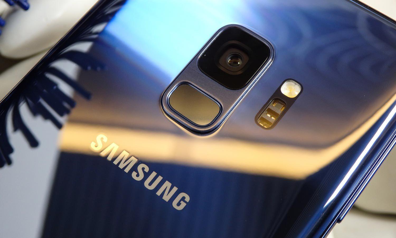 camera galaxy s9
