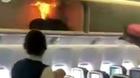 Pin sạc điện thoại bùng cháy trong khoang hành lý máy bay