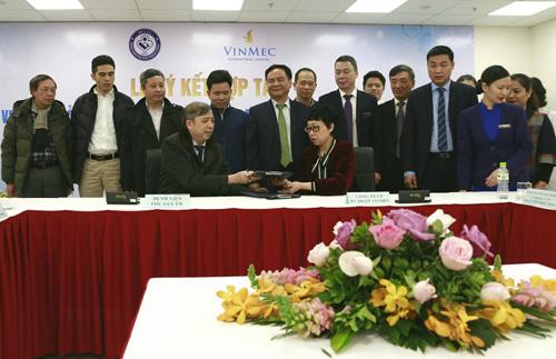 Bệnh viện Phụ sản Trung ương hợp tác với Vinmec Hạ Long