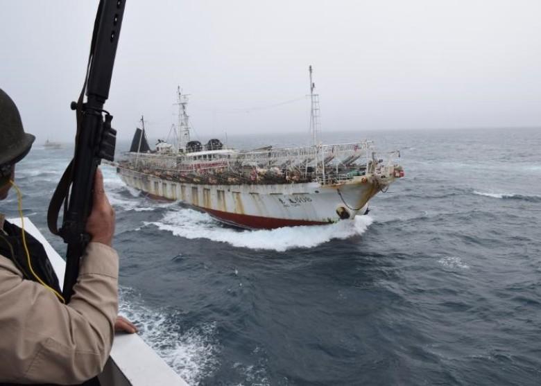 cảnh sát biển,tàu cá Trung Quốc