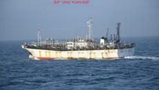 Cảnh sát biển Argentina nổ súng vào tàu cá Trung Quốc