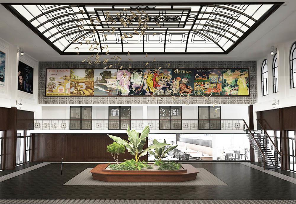 Đề nghị cải tạo ga Sài Gòn bằng vốn xã hội hóa