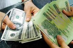Bị bắt tại ngân hàng khi đổi 1.000 tờ USD