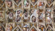Cảm hứng trí tuệ nhân loại từ kiệt tác của Michelangelo