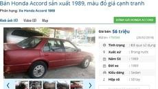 Những chiếc ô tô cũ chính hãng 50 triệu đồng tại chợ Việt
