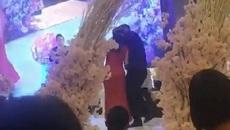 Cô dâu bị bố chồng cưỡng hôn ngay trong đám cưới