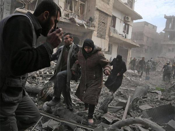 Mệnh lệnh bất ngờ của Putin ở 'địa ngục trần gian' Syria