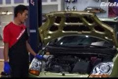 Mua xe ô tô cũ - Phải nâng gầm xe lên để kiểm tra
