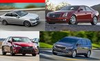 Những xe ô tô rớt giá thảm hại nhất: Bất ngờ với Toyota Camry