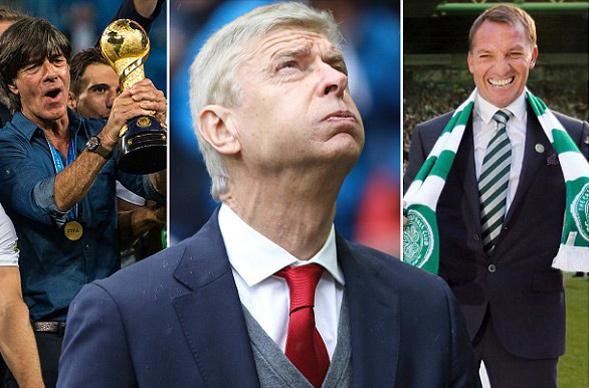 Arsenal thảm bại, sếp lớn đòi sa thải Wenger