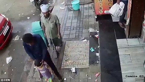 bắt cóc