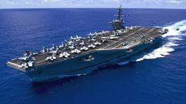 Uy lực đội tàu sân bay Mỹ sắp tới Đà Nẵng
