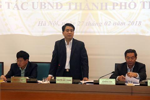 Chủ tịch Hà Nội: Phải nêu đích danh cán bộ cố tình 'om' hồ sơ