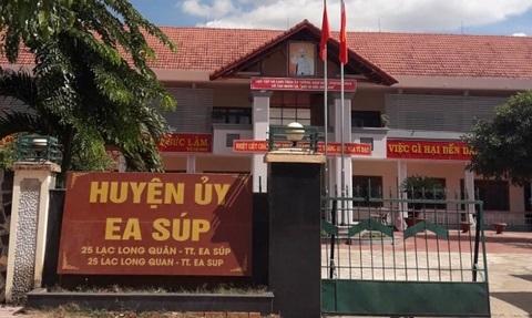 Giới thiệu bổ nhiệm người nhà, Trưởng Ban Tổ chức huyện bị cảnh cáo