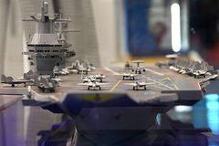 Hé lộ uy lực tàu sân bay mới của Hải quân Nga