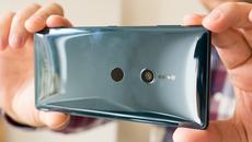 Trên tay Xperia XZ2: Điện thoại Sony chưa bao giờ đẹp đến thế