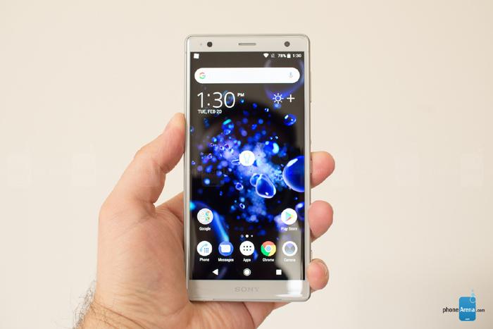 Sony,Điện thoại Sony,Xperia XZ2
