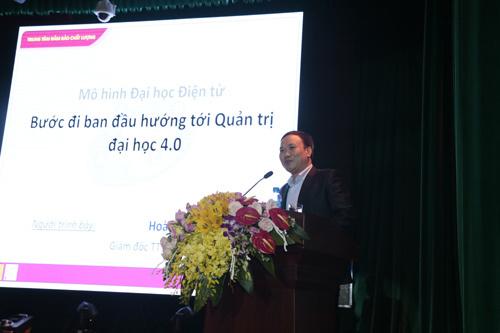 ĐH Công nghiệp Hà Nội 'chuyển mình' cùng cách mạng 4.0