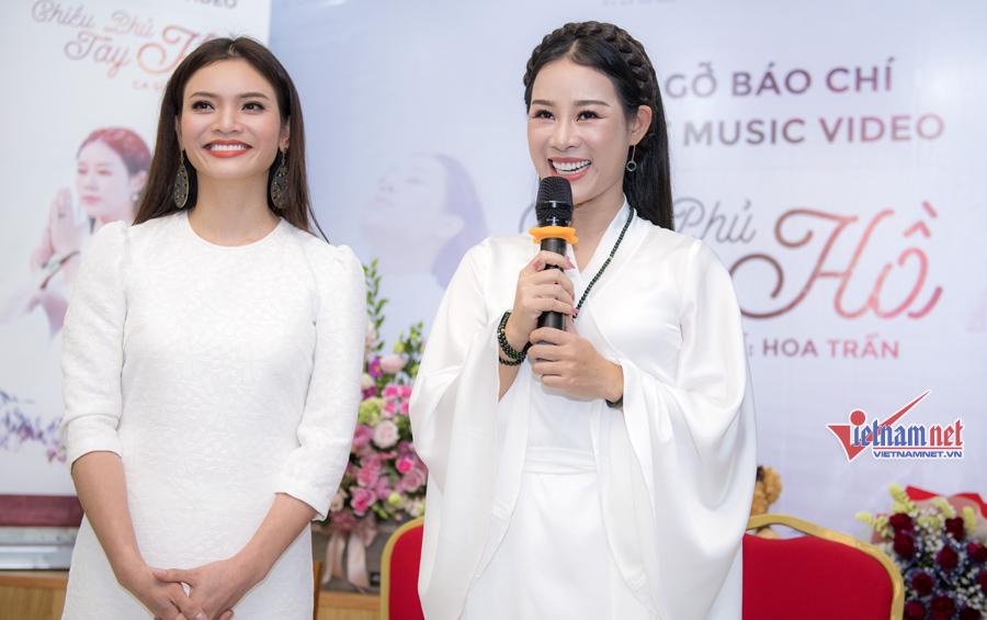 Việt Hoàn nói xấu cả Trọng Tấn lẫn vợ Hoa Trần