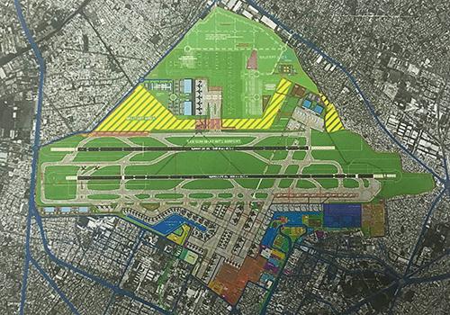 Mở rộng sân bay Tân Sơn Nhất: Không thể lấy 40ha đất quốc phòng
