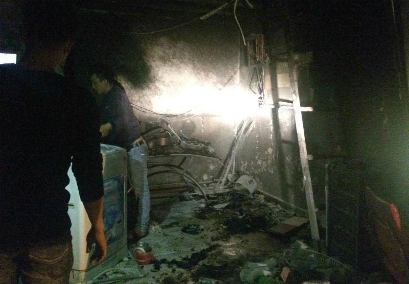 Cháy tiệm làm tóc ở Sài Gòn, đôi nam nữ thiệt mạng