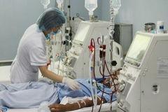 Nhậu liên miên 5 ngày rồi vào viện lọc máu chạy thận