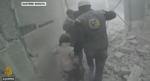 Địa ngục trần gian Đông Ghouta