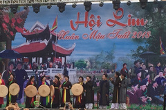 Hội Lim 2018 diễn ra trong yên bình