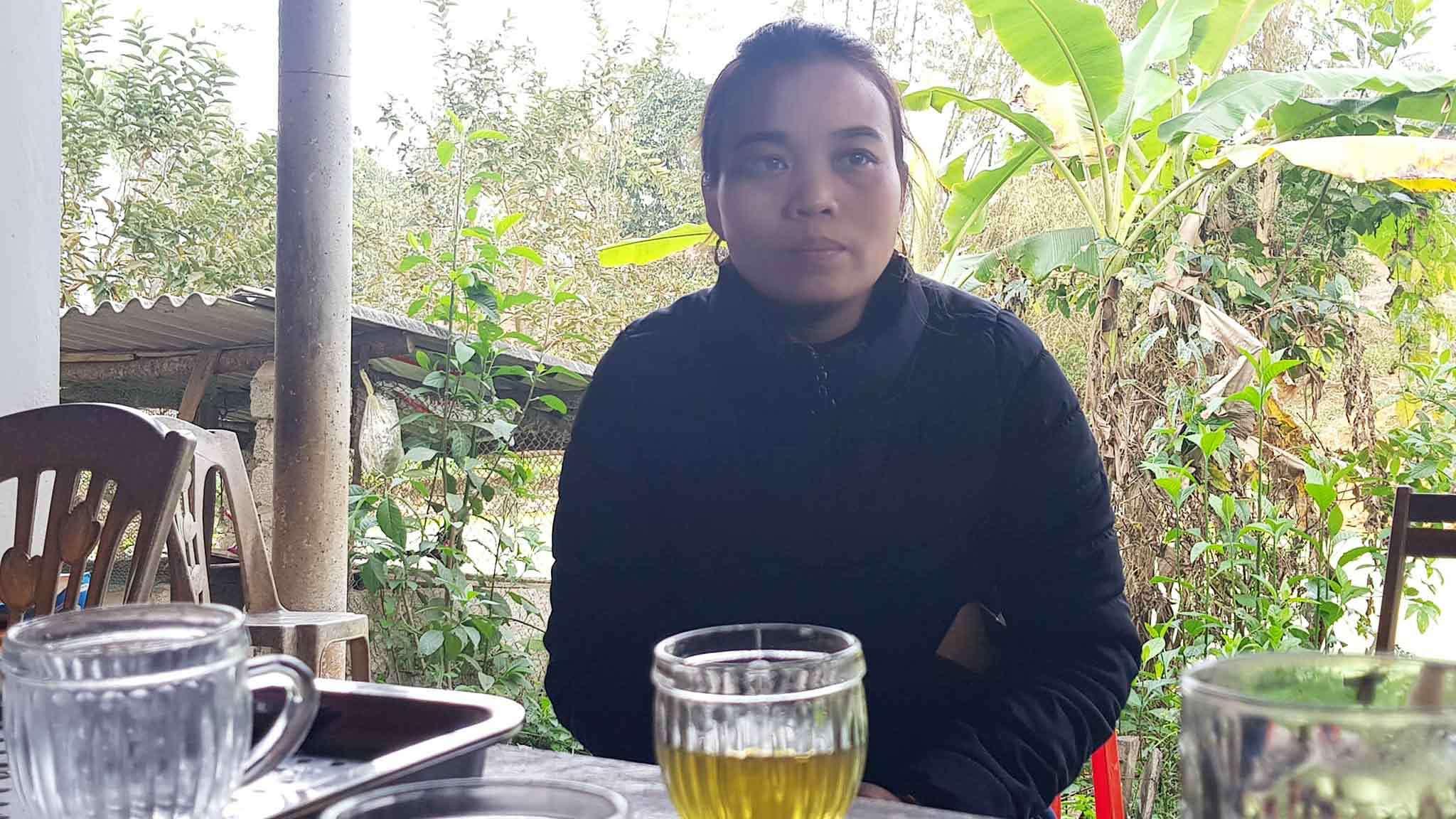 Vụ nữ tiểu thương hắt tiết lợn: Chủ tịch huyện bị tố tát dân