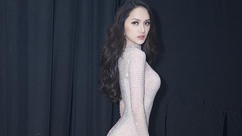 Hương GIang trình diễn ca khúc