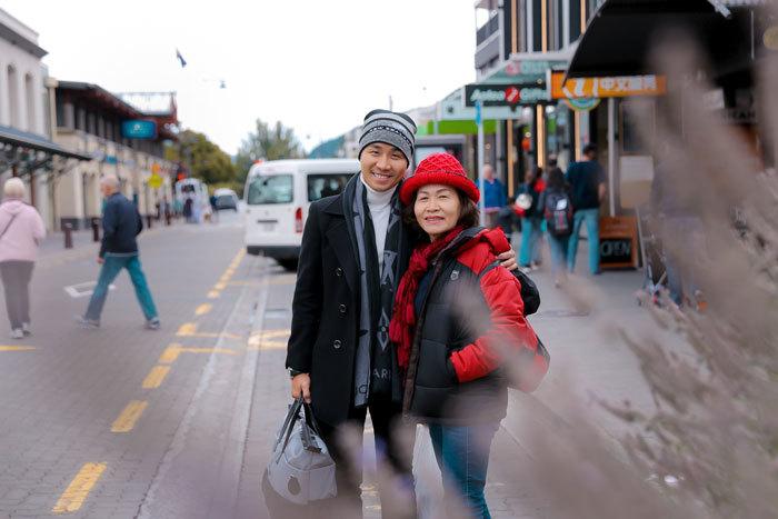 MC Nguyên Khang,New Zealand,Du lịch nước ngoài