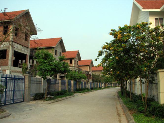 khu đô thị Quang Minh,Công ty Cổ phần đầu tư xây dựng Long Việt,nợ thuế,tiền sử dụng đất