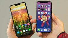 "Asus Zenfone 5/5Z bị chê ""nhái"" iPhone X trắng trợn"