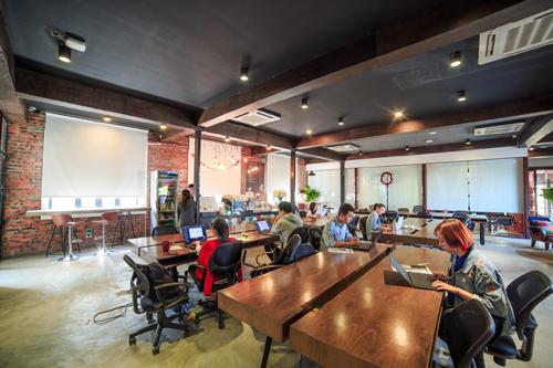 BIM và Toong phát triển không gian làm việc chung tại Lào