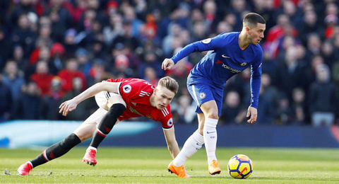 McTominay Chelsea