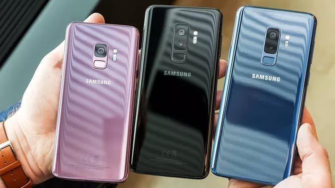 Galaxy S9 Plus,điện thoại Samsung,Samsung,smartphone