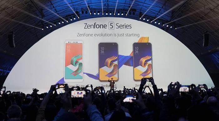 Asus ra mat ZenFone 5