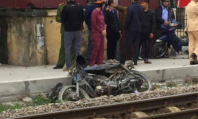 tai nạn,tai nạn giao thông,tai nạn đường sắt,Hà Nội