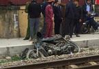 Hà Nội: Người đàn ông bị tàu hỏa đâm, kéo lê 20m tử vong