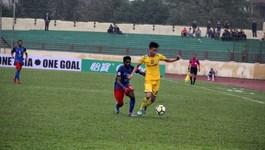 Video bàn thắng SLNA 2-0 Johor Darul Ta'zim