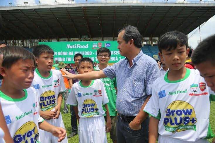 U23 Việt Nam,bầu Đức,VFF,HLV Lê Thuỵ Hải