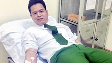 Trung uý công an bắt xe bus đi 50km hiến máu cứu người