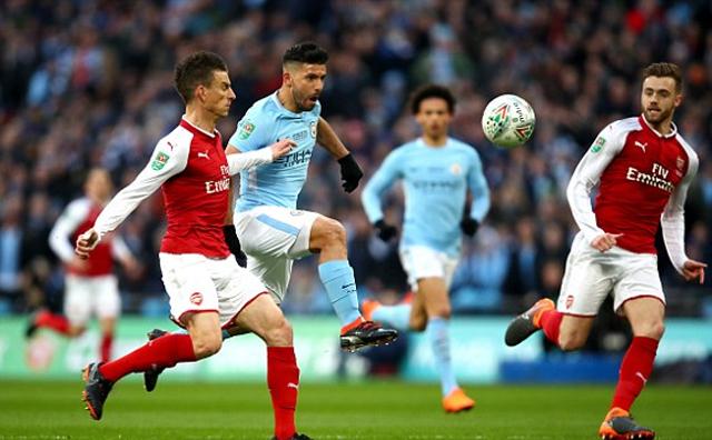 Arsenal vs Man City: Đừng làm nỗi đau thêm dài