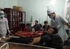 Xe khách chở 20 người lật trên đèo Lò Xo, tài xế tử nạn