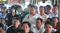Đà Nẵng đối thoại với dân: 2016 hứa, 2018 hứa tiếp