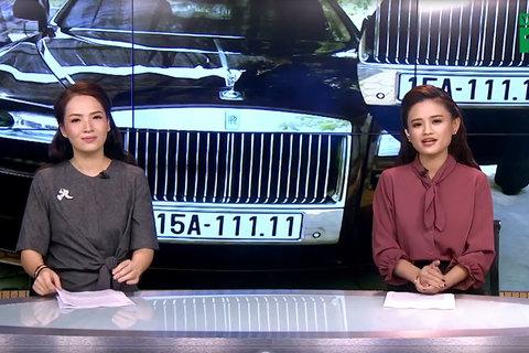 Những biển số xe siêu 'độc' được bán với giá hàng trăm tỷ đồng