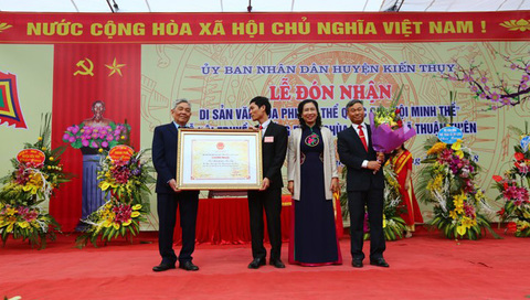 Video Minh Thề