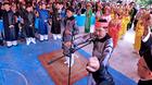10 năm đứng lễ Minh Thề: Chỉ mong nhường cho người khác